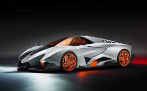 concept car lamborghini_egoista_concept_car-wide