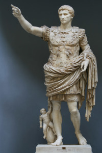 Empereur_Auguste_statue
