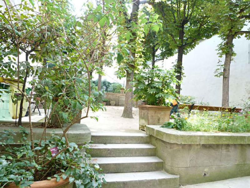 jardin des blancs manteaux