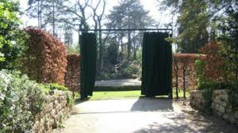 pre catelan et jardin shakespeare