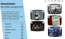 programmes_bis culture TV