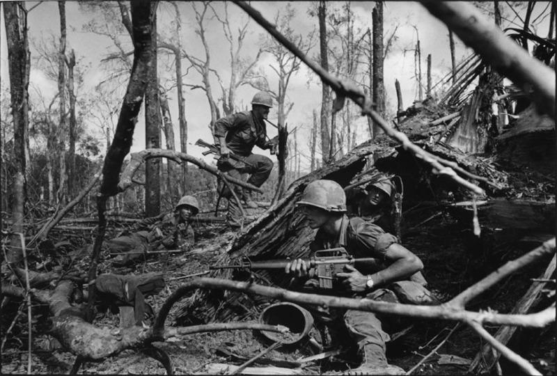 Dak To, colline 875, Guerre du Vietnam, novembre 1967