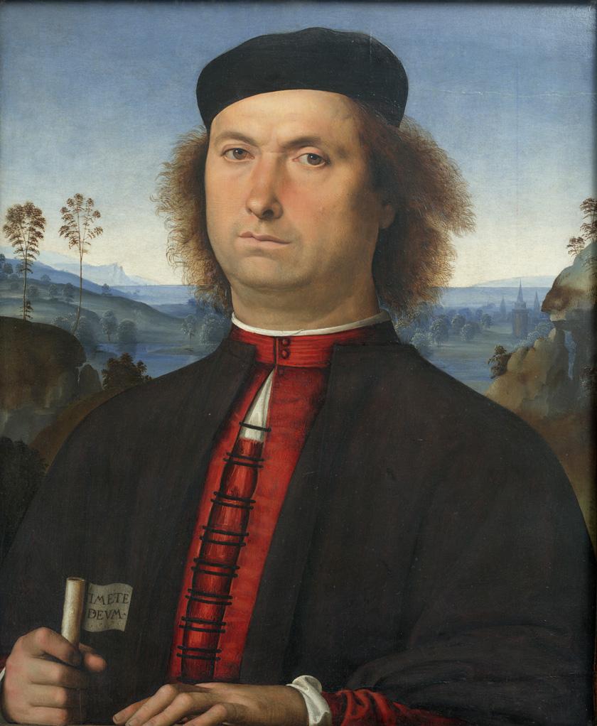 Pietro PeruginoFrancesco delle OpereInv. 1890 N. 1700
