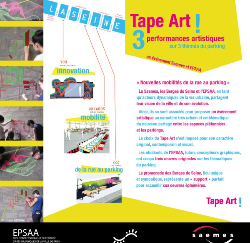 tape art 2