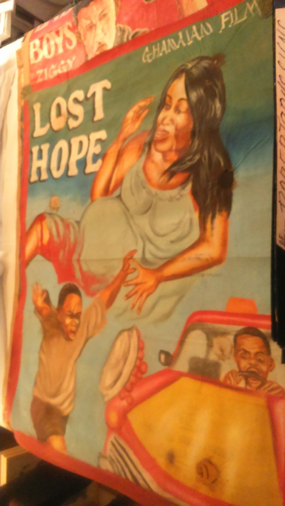 Affiche Ghana