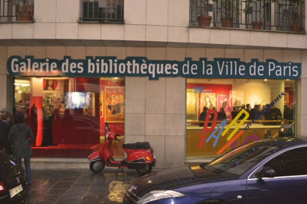 galerie des bibliotheques