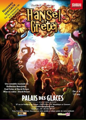 Hansel-et-Gretel-Palais-des-Glaces-Affiche