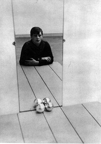 Self-Portrait-1928 florence henri